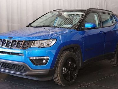 gebraucht Jeep Compass 2,0 MultiJet MY19 AWD 6MT 140 Night Eagle