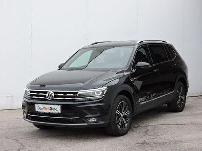 gebraucht VW Tiguan Allspace Highline TDI 5-Sitzer