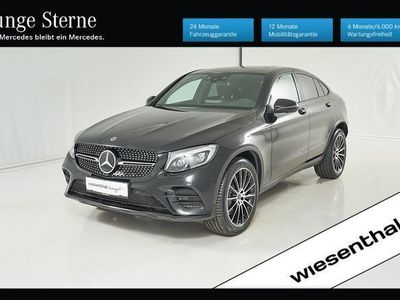 gebraucht Mercedes GLC300 4MATIC Coupé