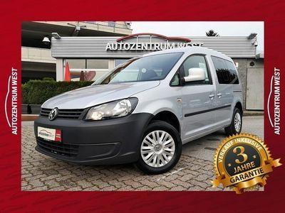 gebraucht VW Caddy Kombi Trendline BMT 1,6 TDI DPF Kombi / Family Van,
