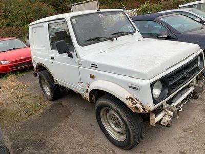 gebraucht Suzuki Samurai VX 4WD