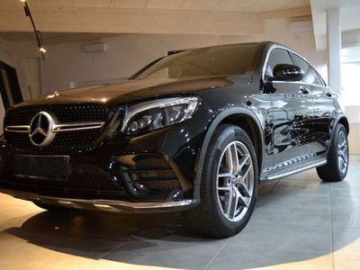 gebraucht Mercedes GLC350 d Coupé 4MATIC Aut. RADAR,LEDER,NAVI,Burmeister