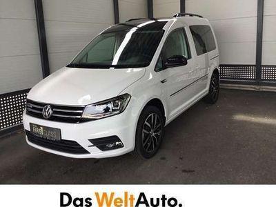 gebraucht VW Caddy Edition 35 TGI