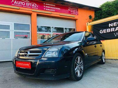 gebraucht Opel Vectra GTS 2,2 DTI 16V**KREDIT MÖGLICH**