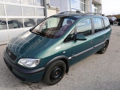 brugt Opel Zafira A Kombi / Family Van,