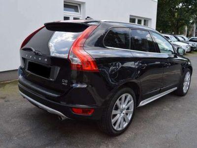 gebraucht Volvo XC60 D5 AWD Summum Geartronic