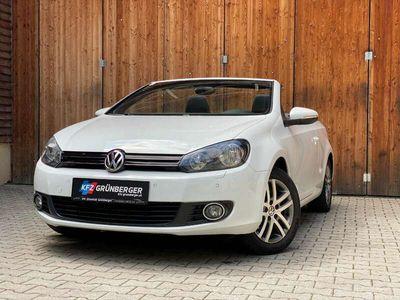 gebraucht VW Golf Cabriolet Basis BMT VI (517)