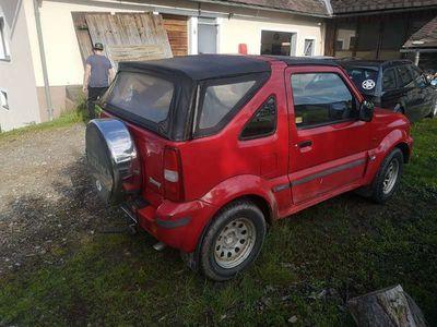 used Suzuki Jimny 1,3 LX SUV / Geländewagen,