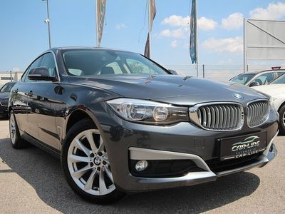 used BMW 318 Gran Turismo 3er-Reihe d Modern Line Limousine,