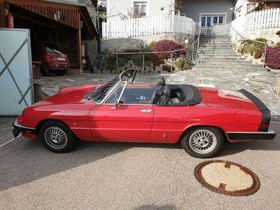 gebraucht Alfa Romeo 2000 Spider VeloceCabrio / Roadster