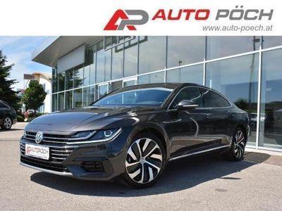 gebraucht VW Arteon 2,0 TDI SCR 4Motion R-Line DSG - PANO/ A... Limousine,