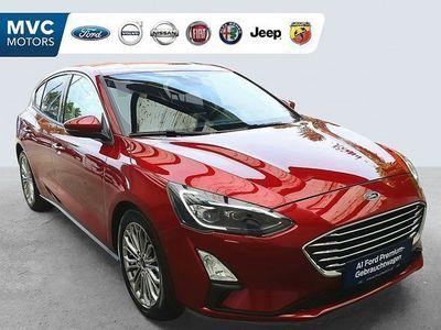 gebraucht Ford Focus 1,5 EcoBlue Titanium Business Aut.