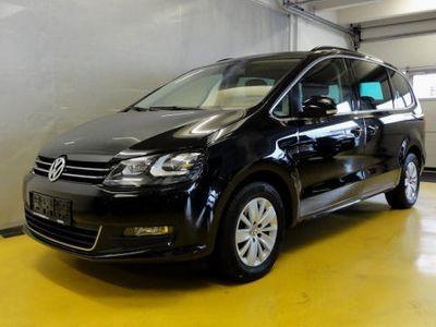 gebraucht VW Sharan Karat BMT 2,0 TDI 7-SITZER / VIELE EXTRAS !!