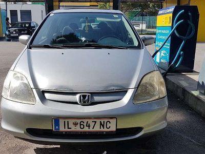 gebraucht Honda Civic 1.6 Klein-/ Kompaktwagen