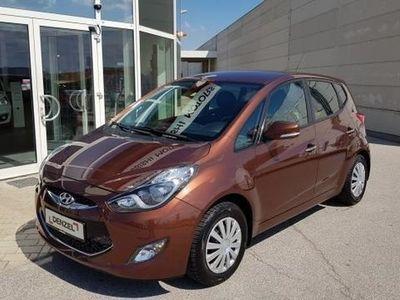 gebraucht Hyundai ix20 1,4 CRDi ISG Comfort Kombi / Family Van,