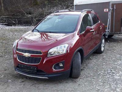 gebraucht Chevrolet Trax SUV / Geländewagen