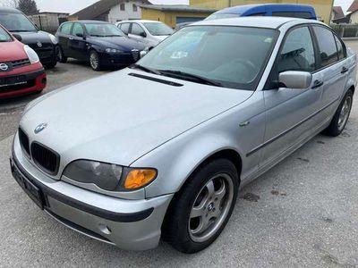 gebraucht BMW 316 3er-Reihe (E46) (Ohne Pickerl)