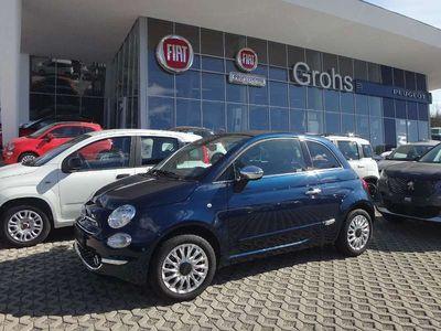 gebraucht Fiat 500C Cabrio Lounge Navi + Xenon Cabrio / Roadster