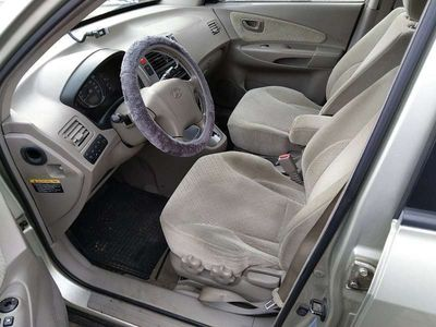 gebraucht Hyundai Tucson 2,0 CRDi 4WD Autom SUV / Geländewagen,