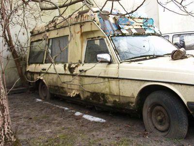 gebraucht Mercedes 300 Mercedes benzex Krankenwagen Kombi / Family Van,