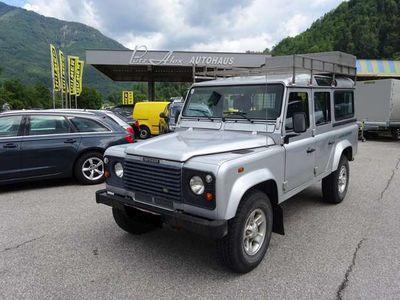 """gebraucht Land Rover Defender 110"""" Station Wagon 2,5 Td5"""
