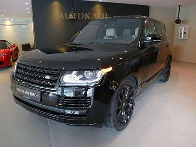 gebraucht Land Rover Range Rover 4,4 SDV8 Autobiography Black SUV / Geländewagen