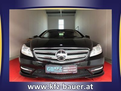 gebraucht Mercedes CL500 4Matic Aut. AMG Styling