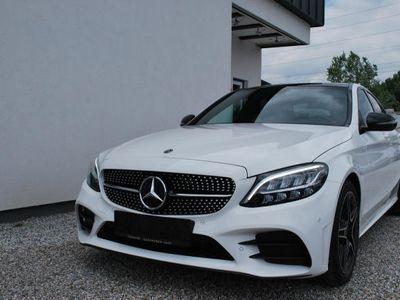gebraucht Mercedes C220 C-Klassed Aut. AMG-line NEUES MODELL Limousine,