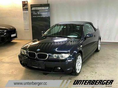 gebraucht BMW 318 Ci Oe.-Paket