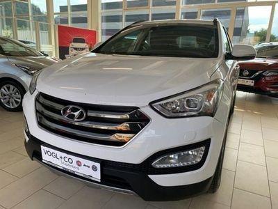 used Hyundai Santa Fe ALLRAD DIESEL 2,2 CRDi 4WD Style Aut.