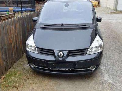 gebraucht Renault Espace Sport Edition 1,9 dCi Kombi / Family Van