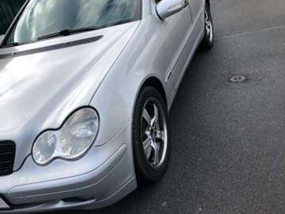 gebraucht Mercedes C270 C-Klassecdi Limousine