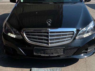 gebraucht Mercedes E200 E-KlasseBluetec Limousine