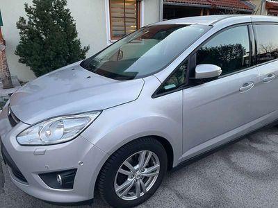 gebraucht Ford C-MAX Grand 1,6 Kombi / Family Van