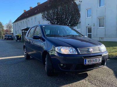 gebraucht Fiat Punto Limousine