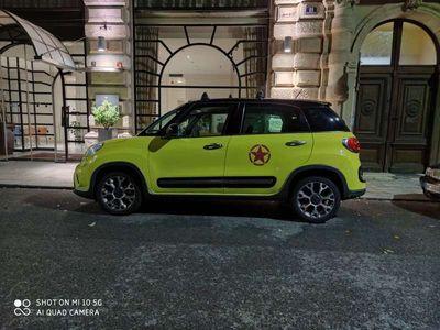 gebraucht Fiat 500L Trekking 1,6 Multijet II 105 Start
