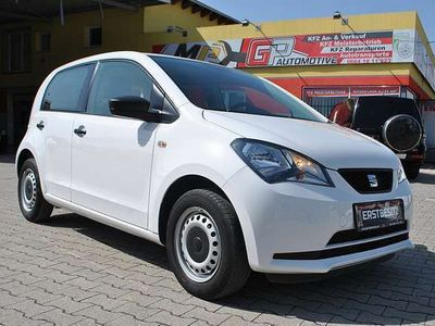 gebraucht Seat Mii 1,0 Chili&Style CNG Eco Limousine