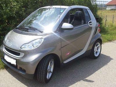 gebraucht Smart ForTwo Cabrio cabrio mhb Brabus Edition / Roadster