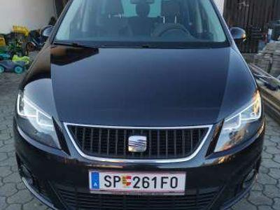 gebraucht Seat Alhambra Style 2,0 TDI CR 4WD DPF Kombi / Family Van