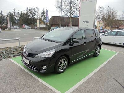 gebraucht Toyota Verso 1,6 D-4D Active Panoramadach Kombi / Family Van