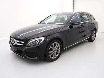 gebraucht Mercedes C220 C-Klasse Limousined T Aut Sport Avantg...