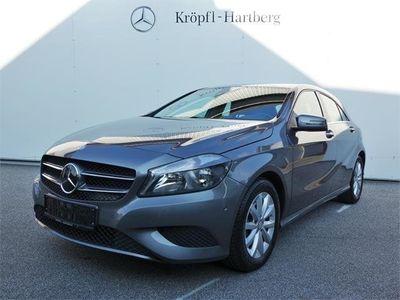 gebraucht Mercedes A180 A-KlasseBlueEfficiency Aut. Limousine,