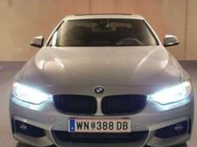 gebraucht BMW 435 4er-Reihe Coupe Allrad (F32) xDrive Coupe Österr