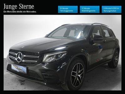 gebraucht Mercedes GLC250 4MATIC Aut. *AMG-Line*