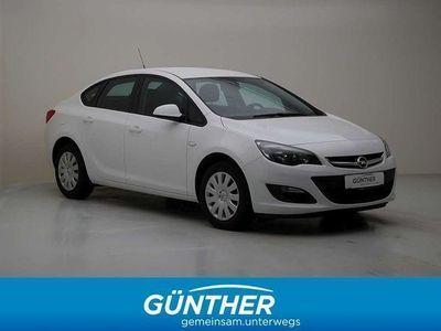 gebraucht Opel Astra Limousine 1,6 Ecotec Edition Edition