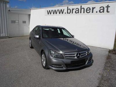brugt Mercedes C180 C-KlasseCDI BlueEFFICIENCY Limousine,