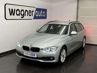 gebraucht BMW 318 318 d Touring Aut.LCI/LED/Navi/Kamera