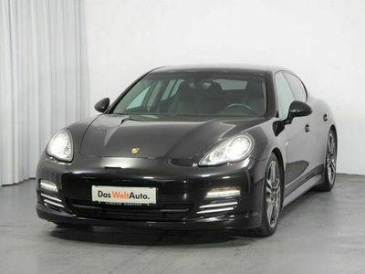 gebraucht Porsche Panamera 4