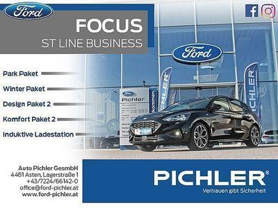 gebraucht Ford Focus 1,0 EcoBoost ST-Line Business
