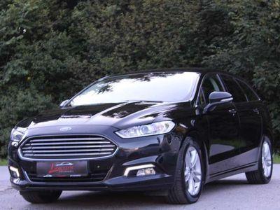gebraucht Ford Mondeo Titanium Turnier (CNG)*NAVI* 1.Besitz